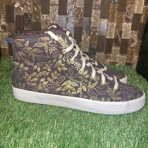 Keds x Anthro Rifle Paper Collab